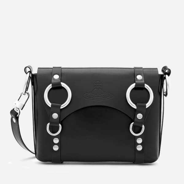 Vivienne Westwood Women's Betty Mini Satchel - Black