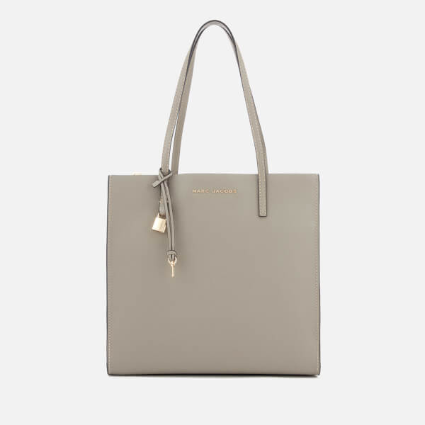 Marc Jacobs Women's The Grind Tote Bag - Stone Grey