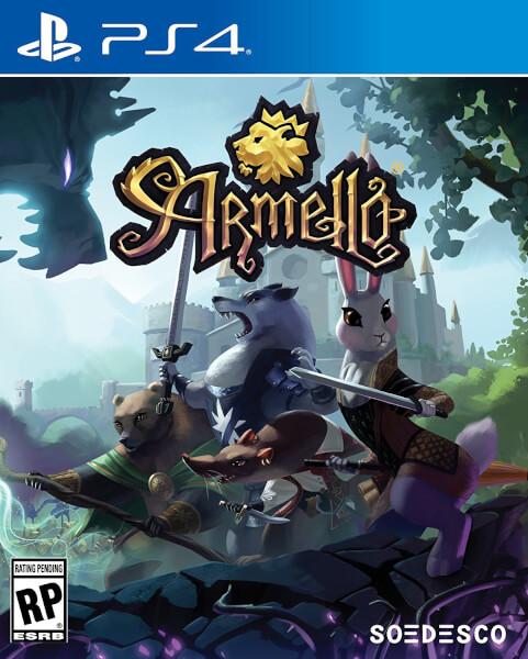 Armello Deluxe Edition