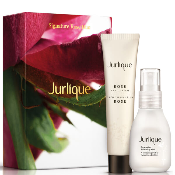 Jurlique Signature Rose Duo (Worth $43)