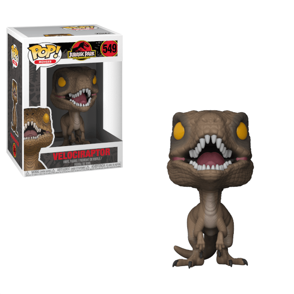 POP Movies: Jurassic Park - Velociraptor