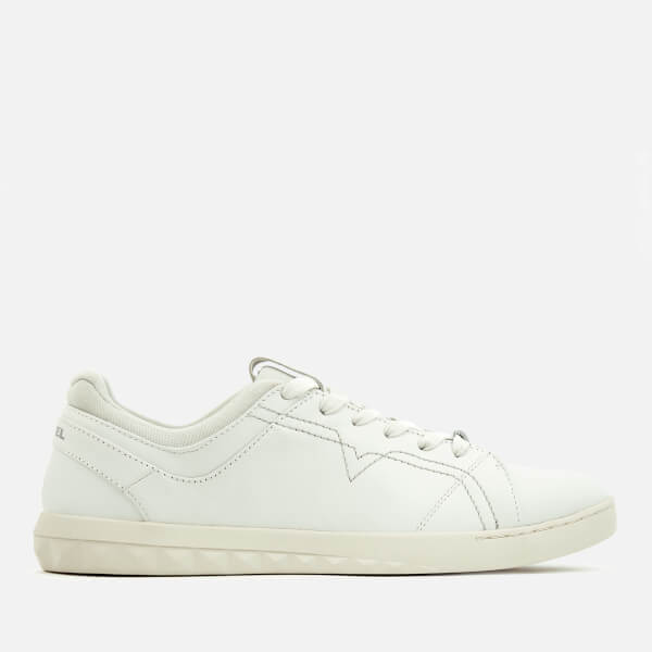 Mens S-Studdzy Lace Trainers, White Diesel