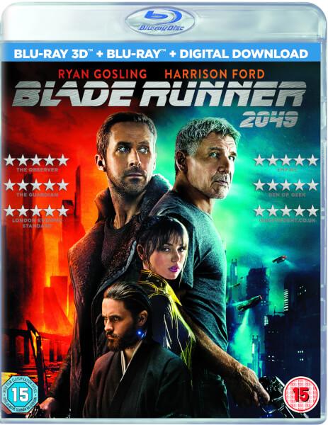 Blade Runner 2049 3D (Includes 2D Version)