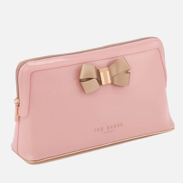 6d32c602c8 Ted Baker Women's Libbert Bow Washbag - Pale Pink: Image 2