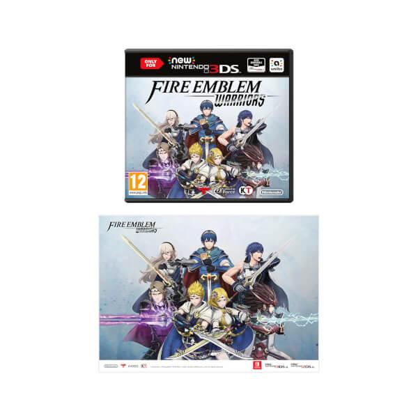 Fire Emblem Warriors (New Nintendo 3DS) + A3 Poster