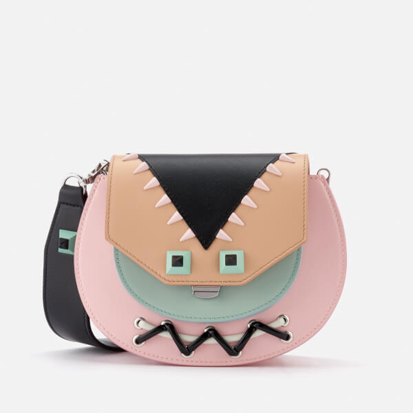 SALAR Women's Mari Monster Cross Body Bag - Joe