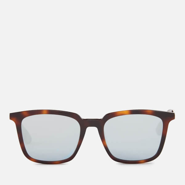 9c0056419c McQ Alexander McQueen Tortoise Shell Sunglasses - Havana Gold Light Blue   Image 1