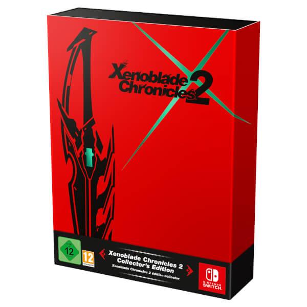 Xenoblade Chronicles 2 Collectors Edition Nintendo Uk Store
