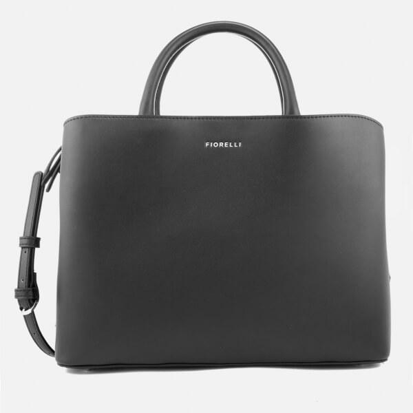 Fiorelli Women's Bethnal Triple Compartment Tote Bag - Black: Image 1