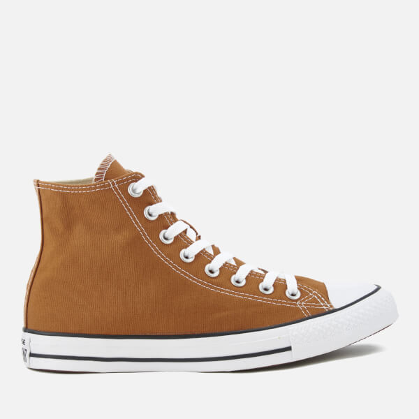 Converse Men's Chuck Taylor All Star Hi-Top Trainers - Raw Sugar