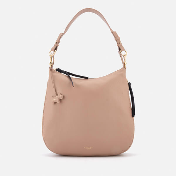 Radley Women's Pudding Lane Large Ziptop Hobo Bag - Cobweb