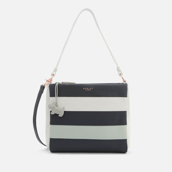 Radley Women's Syon Park Medium Ziptop Multiway Bag - Chalk