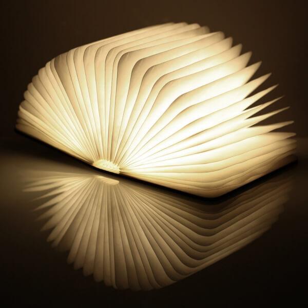 Gingko LED Smart Book Light