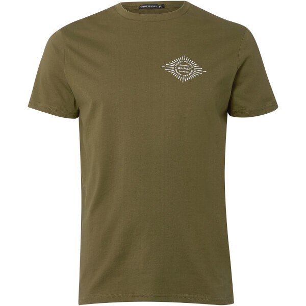 Friend or Faux Men's Shinzoo T-Shirt - Khaki