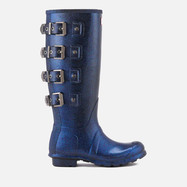 Hunter Women's Original Mercury Starcloud Tall Wellies - Neptune - UK 3 jYLK2gclsm