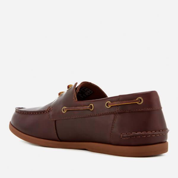 3182cd4a3cc Clarks Men s Morven Sail Leather Boat Shoes - British Tan  Image 2