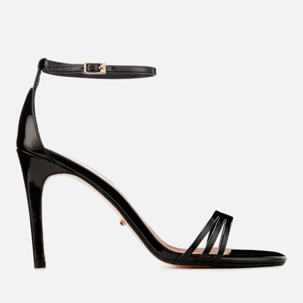 Dune Women's Marabella Barely There Heeled Sandals - Black