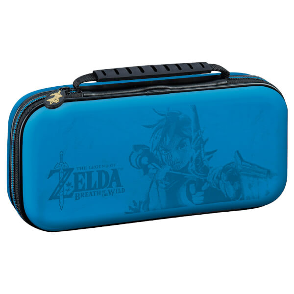nintendo switch deluxe travel case the legend of zelda