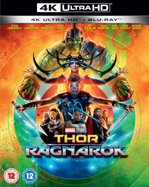 Thor Ragnarok - 4K Ultra HD Blu-ray