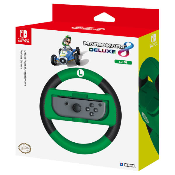 Nintendo Switch Joy-Con Wheel - Luigi