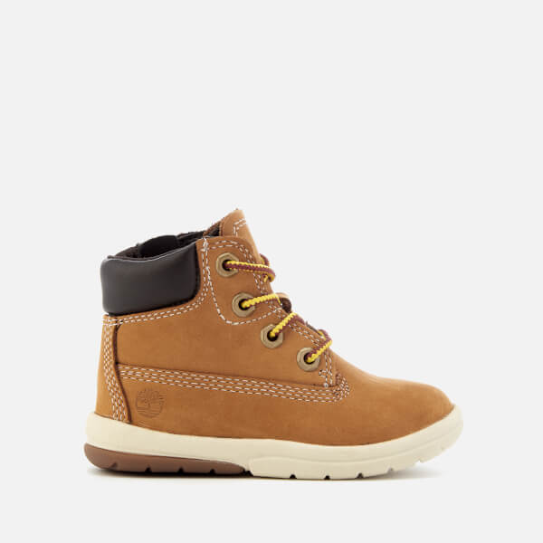 Timberland Toddlers' Toddle Tracks 6 Inch Boots - Wheat