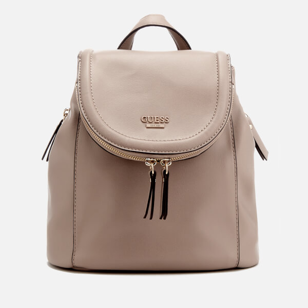 067d449df305 Guess Women s Terra Backpack - Taupe  Image 1