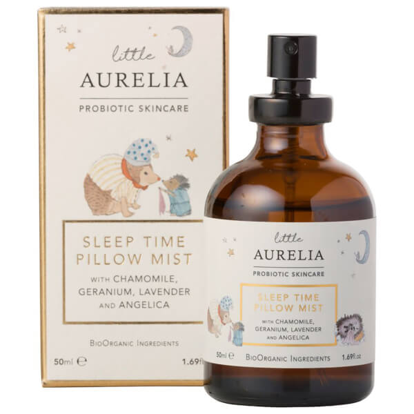 Little Aurelia From Aurelia Probiotic Skincare Sleep Time