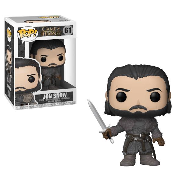 Game of Thrones Jon Snow (Beyond the Wall) Pop! Vinyl Figure