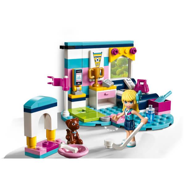 LEGO Friends: Stephanie's Bedroom (41328) Toys | Zavvi