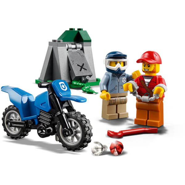 LEGO City Police: Off Road Chase (60170): Image 4