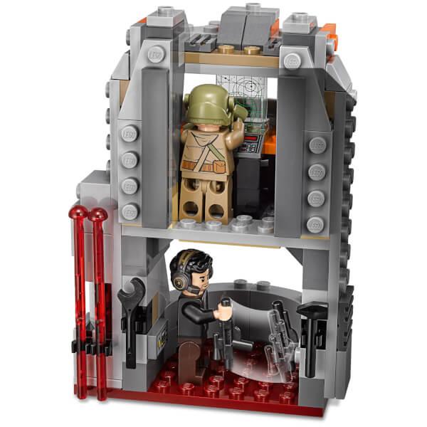 Lego star wars the last jedi defense of crait 75202 toys - Croiseur interstellaire star wars lego ...