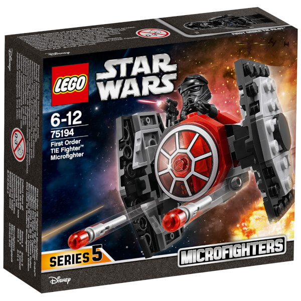 LEGO Star Wars: First Order TIE Fighter Microfighter (75194)