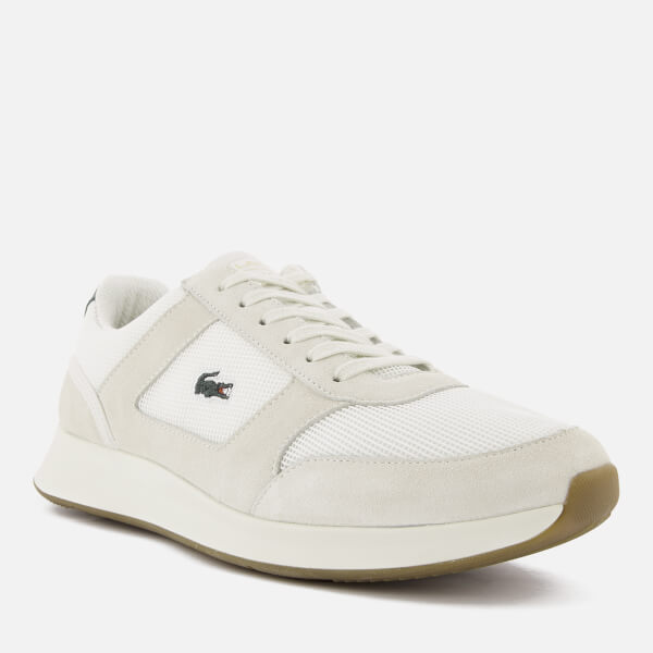 Lacoste Men's Joggeur 118 1 Runner Trainers - /Off White - UK 10 PuVy666Y
