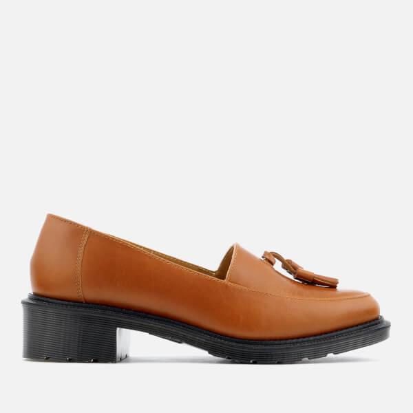 Dr. Martens Women's Favilla Analine Slip-On Shoes - Oak