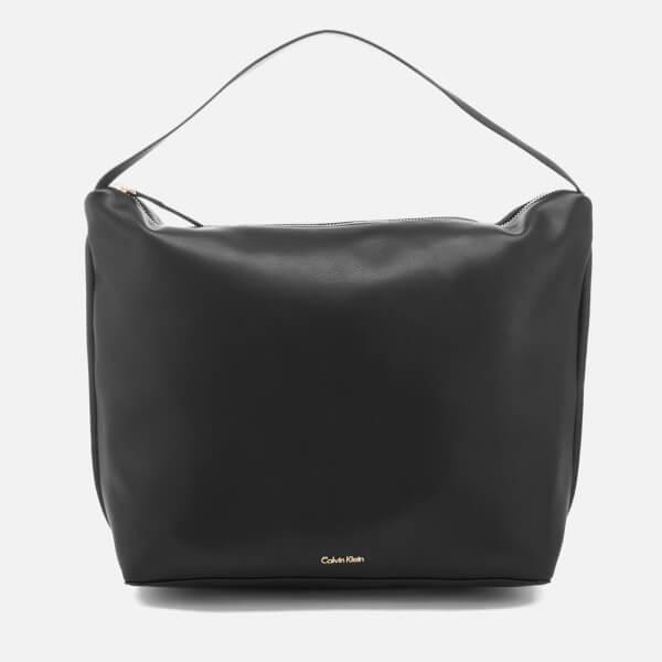 Calvin Klein Women's Suave Hobo Bag - Black