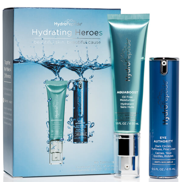 HydroPeptide Hydrating Heroes - Limited Edition Set (Worth $144)