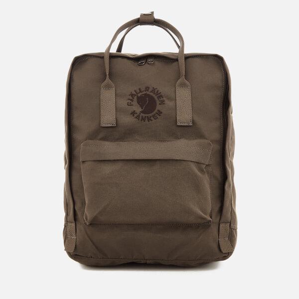 Fjallraven Re-Kanken Backpack - Dark Olive