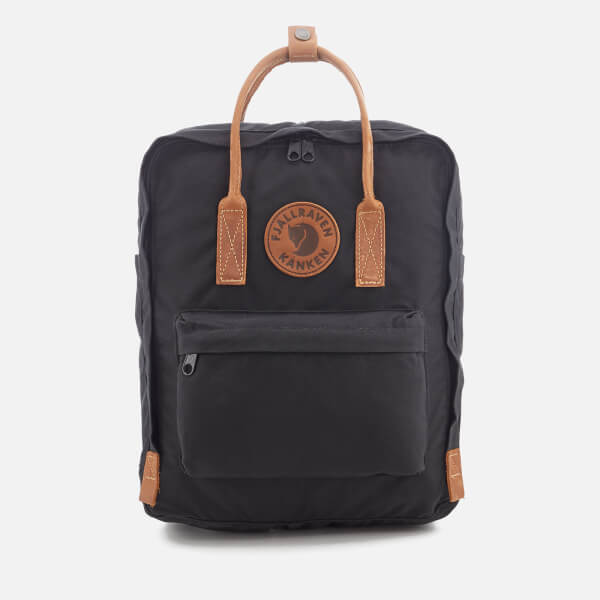 Fjallraven Kanken No.2 Backpack - Black  Image 1 b3cf7ff5c6