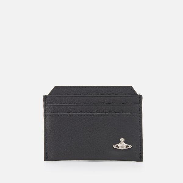 Vivienne Westwood Men's Milano Small Card Holder - Black