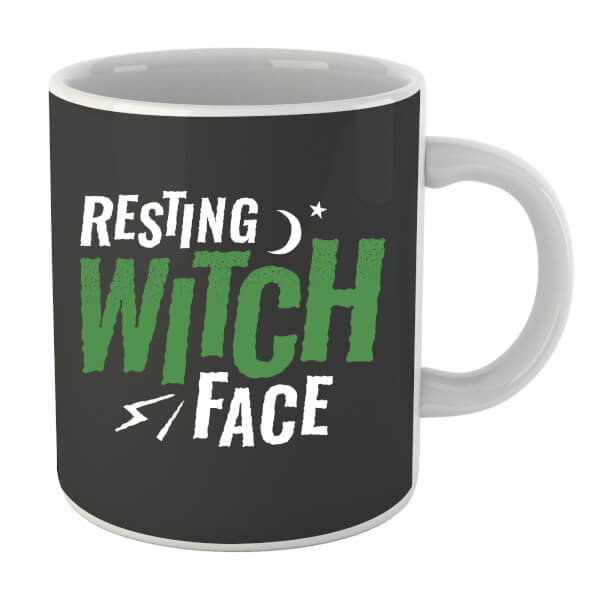 Tasse Resting Witch Face