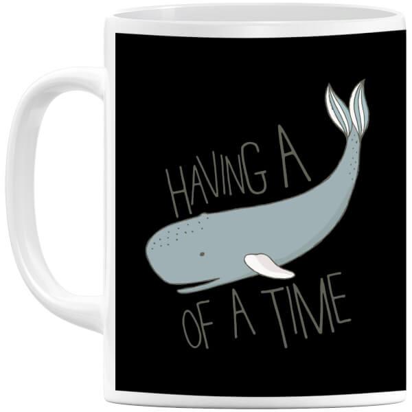 Having a Whale of a Time Mug