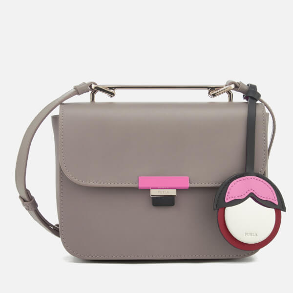 Furla Women's Elisir Mini Cross Body Bag - Sabbia