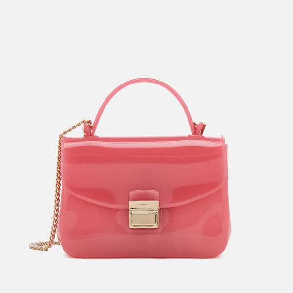 Furla Women's Candy Sugar Mini Cross Body Bag - Ortensia