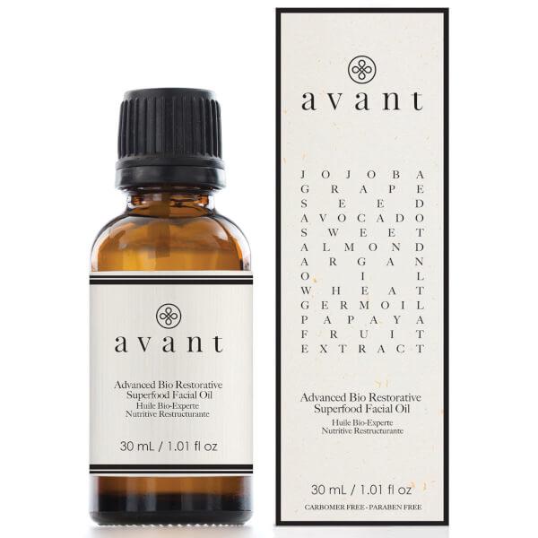 Avant Skincare Advanced Bio Restorative Superfood Facial Oil 30ml