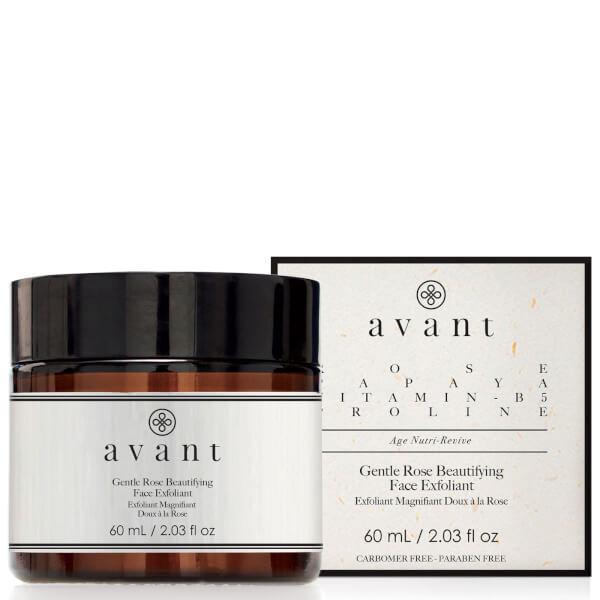 Avant Skincare Gentle Rose Beautifying Face Exfoliant 2.03 fl. oz