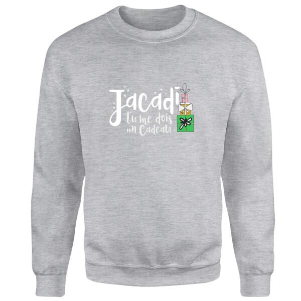 Jacadi Sweatshirt - Grey