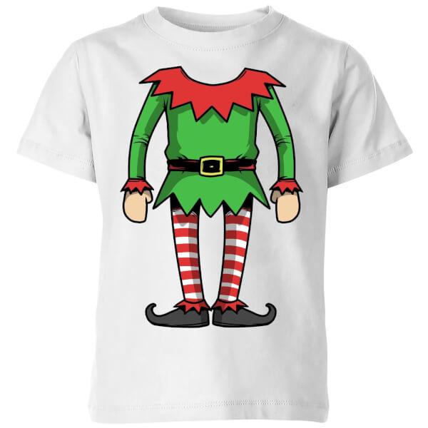 Elf Kids' T-Shirt - White
