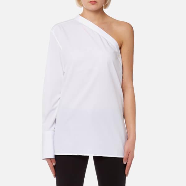Helmut Lang Women's Unisleeve Shirt - White