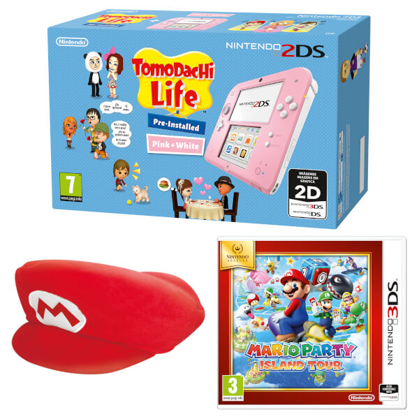 Nintendo 2DS Party Island Pack