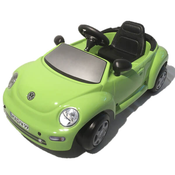 Volkswagen Beetle Pedal Power Car - Green